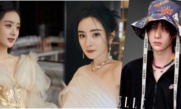 Tin nóng Cbiz ngày 19/10: Dương Mịch lộ hint tái hôn, bê bối tình dục, Hoàng Tử Thao 'bú fame', Phạm Băng Băng bị tát