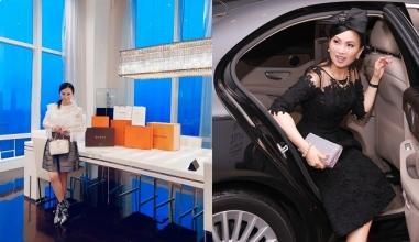 Em gái tỷ phú Cẩm Ly hé lộ một góc xa hoa 'toát ra mùi tiền' trong căn cơ ngơi hơn 34 triệu đô