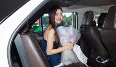 Màn ứng xử thông minh của Hoa hậu Lương Thùy Linh khi bị hỏi khó trên MXH
