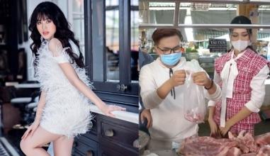 Hoa hậu Đỗ Thị Hà gây tranh cãi về thái độ ăn nói cộc lốc với 'đàn anh' trên show thực tế