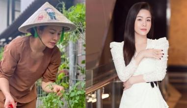Nhật Kim Anh phơi bày mặt thật khi ở nhà sau ồn ào căng thẳng với chồng cũ