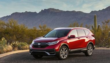 Bảng giá xe Honda tháng 7/2021: Khuyến mãi đặc biệt dành riêng cho dòng Honda CR-V