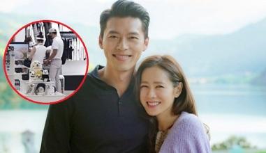 Hyun Bin và Son Ye Jin bị 'tóm sống' khoảnh khắc tình tứ hiếm hoi hậu công khai hẹn hò