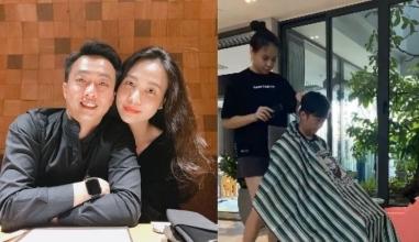 Cường Đôla đăng ảnh lạ lẫm, tiết lộ cuộc sống hôn nhân với Đàm Thu Trang