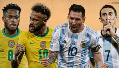 Nhận định Brazil vs Argentina, 07h00 ngày 11/07: Chung kết Copa America 2021
