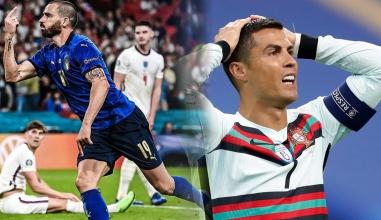 Vô địch Euro 2020, người hùng của đội tuyển Ý thản nhiên cà khịa Ronaldo