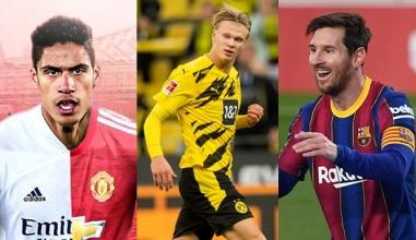Tin chuyển nhượng mới nhất 15/7: Messi chốt tương lai với Barca, M.U tung 'bom tiền' giữ chân siêu hậu vệ