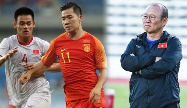 HLV Park Hang-seo chấn chỉnh học trò vì phát ngôn, báo Trung Quốc được thể: 'Việt Nam đang sợ chúng ta'