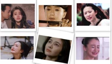 Cảnh khóc của 8 nữ thần Cbiz: Lưu Diệc Phi đẹp động lòng người, Angela Baby chọc cười khán giả