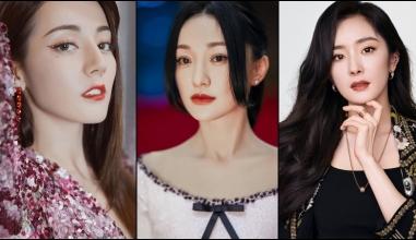 8 mỹ nhân sở hữu đôi mắt đẹp nhất Cbiz: Dương Mịch, Nhiệt Ba 'sắc như dao cau'