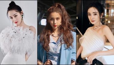 8 mỹ nhân Hoa ngữ hóa đọ sắc cực dễ thương với kiểu tóc búi, mỗi người một vẻ mười phân vẹn mười