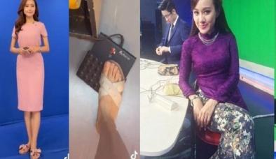BTV Hoài Anh, Xuân Anh, Hữu Bằng lộ 'bí mật' che giấu cực khéo mỗi khi lên sóng VTV