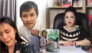 Không phải bà Phương Hằng, CĐM triệu hồi những người này khi vợ chồng Thủy Tiên chuẩn bị tung sao kê