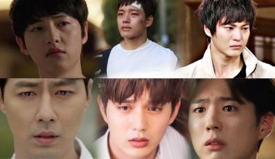 12 nam thần Kbiz rơi lệ trên màn ảnh: Bo Gum, Joong Ki, Jong Suk khóc đến đau thấu tim gan sang trùm cuối lại giả trân muốn 'đội quần'