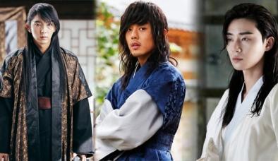 12 mỹ nam Kbiz để tóc dài cổ trang: Lee Jun Ki hắc ám, Kim Bum hút hồn, Jang Hyuk phong trần đến trùm cuối điêu đứng vì quá...xinh!