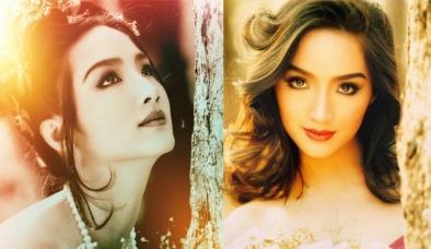 Hoa hậu từng là 'người tình màn ảnh' của Lý Hùng lộ loạt ảnh quá khứ xứng danh 'quốc sắc thiên hương'