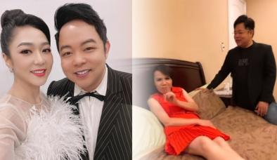 Quang Lê bất ngờ tiết lộ danh tính người đầu tiên lên giường trong biệt thự mới