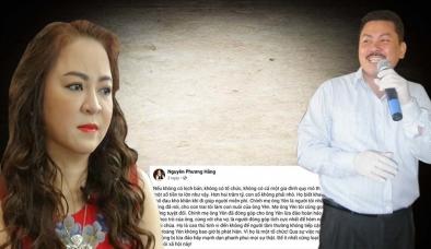Bà Phương Hằng tố bị luật sư của ông Võ Hoàng Yên hành hung ngay tại trụ sở CA