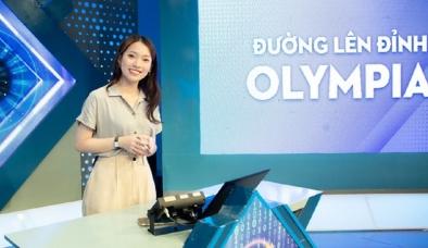 Bị hỏi có phải MC là nhân tố hút fan của Olympia, Khánh Vy có câu trả lời được khen quá thông minh