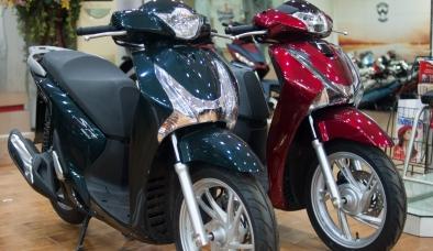 Cập nhật bảng giá Honda SH đầy đủ các phiên bản tháng 9/2021