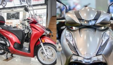 Mua Honda SH 350i: Cách phân biệt giữa xe nhập Ý và bản chính hãng Việt Nam