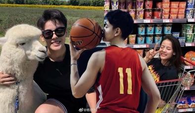 Nhan sắc 'soái ca' của nữ VĐV bóng rổ Trung Quốc Dương Thư Dữ gây 'sốt'