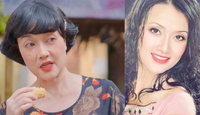Ngỡ ngàng nhan sắc thời đi thi hoa hậu của NS Vân Dung '11 tháng 5 ngày'