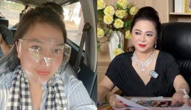 Giang Kim Cúc 'khoe' xét nghiệm dương tính Covid-19 hậu bị bà Phương Hằng 'lật mặt'
