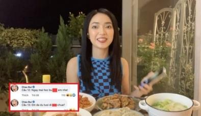 Bạn gái tin đồn của Binz làm gì sau khi bị 'ném đá' vì trò nói tiếng Việt không dấu gây 'đỏ mặt'?