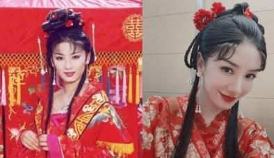 Huỳnh Dịch 'Lên nhầm kiệu hoa' lộ visual đỉnh cao ở tuổi 44 hậu nghi vấn tái hôn