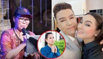 Tình hình của Phi Nhung khiến sao Việt lo lắng: Long Nhật cầu bình an, NSƯT Ngọc Đáng rơi nước mắt