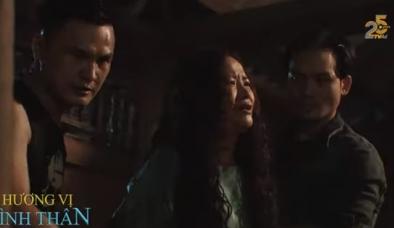 Hương vị tình thân phần 2 tập 62: Ông Tấn trở mặt bà Sa, Nam hóa siêu anh hùng cứu Thy