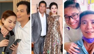 Sao Việt 21/10: Xuất hiện gái lạ trong nhà chồng cũ Lệ Quyên, MC Thảo Vân hé lộ bí mật giữa Công Lý và con trai