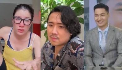 Sao Việt 28/10: Mạnh Trường 'tréo ngoe' hậu Hương vị tình thân, Trang Trần 'thái độ' sau khi nhận tráp phạt