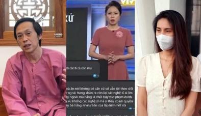 Showbiz 24h: Thủy Tiên, Công Vinh 'cúi đầu' mất thứ quý giá; VTV bị thế lực ngầm dùng chiêu trò