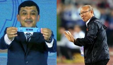 Vòng loại U23 châu Á bốc thăm lại, U23 Việt Nam nhận niềm vui cực lớn