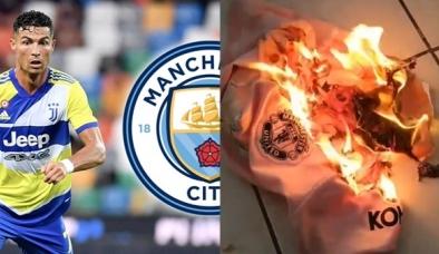 Ronaldo trên đường gia nhập Man City: Triệu fan M.U nổi giận đòi 'quay xe', thề không nhìn mặt nếu đá cho đại kình địch