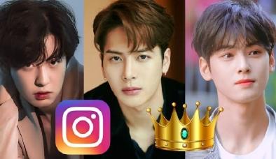 40+ nam idol Kpop là ngôi sao trên Instagram: 3 sao nhà GOT7, EXO, ASTRO 'khè' nhau vị trí số 1