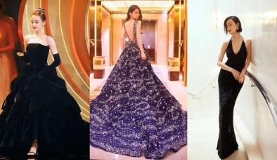 6 mỹ nhân Hoa ngữ luân phiên giữ vương miện 'nữ hoàng thảm đỏ' Cbiz