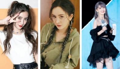 Dương Mịch, Angela Baby làm trùm khi hóa thân nữ idol