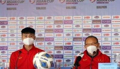 HLV Park Hang Seo đặt mục tiêu toàn thắng ở vòng loại U23 châu Á