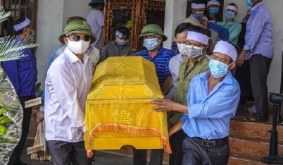 Thông tin mới vụ con rể sát hại bố mẹ vợ và vợ ở Thái Bình