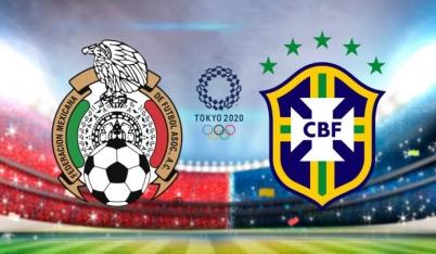 Nhận định Mexico vs Brazil, 15h00 ngày 03/08: Khó cản bước ứng viên vô địch