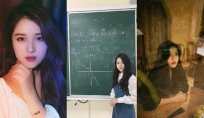 Học trò đồng loạt 'quay xe', tìm được cô giáo mới có điểm ăn đứt cô giáo Minh Thu