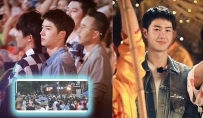 Vương Nhất Bác - 'chiếc idol' đỉnh lưu: Nắng 40 độ fan vẫn vây kín điểm quay từ sáng đến đêm, nô nức như mở concert