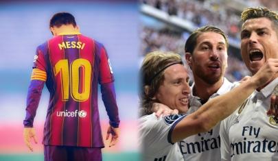 Lionel Messi 'thất nghiệp' vì Barca: Đaị gia châu Âu đến giải cứu, đối thủ không đội trời chung nay hóa đồng đội?