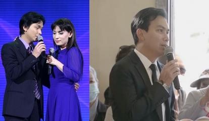 Mạnh Quỳnh nghẹn ngào nói lời xin lỗi Wendy, hé lộ tin nhắn cuối với Phi Nhung