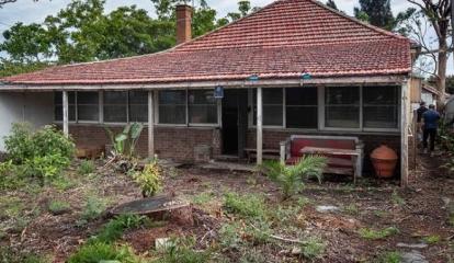 Ngôi nhà bị bỏ hoang lâu năm bất ngờ được bán hơn 50 tỷ đồng