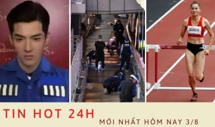 Tin HOT 24h mới nhất hôm nay 3/8: Chấn động vụ thanh niên người Việt qua đời tại Nhật, drm Ngô Diệc Phàm vẫn chưa hết 'nguội'