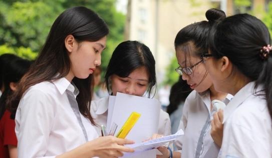 Đáp án đề thi môn Toán mã đề 123 tốt nghiệp THPT Quốc Gia năm 2021 đợt 2